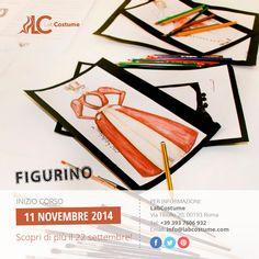 CORSO DI FIGURINO DAL 11 NOVEMBRE 2014