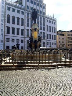 Brunnen Rathausplatz