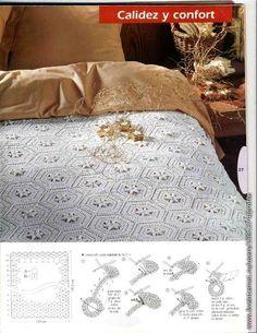 New Crochet Duvet Cover