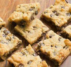 Low Carb Blondies – Low Carb Recipe
