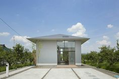 House in Ohno by Airhouse Design Office | Yellowtrace.