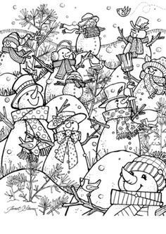 Adult Coloring Art main page Free Adult Coloring Pages, Coloring Book Pages, Coloring Sheets, Noel Christmas, Christmas Colors, Doodle Pages, Illustration Noel, Christmas Drawing, Christmas Coloring Pages
