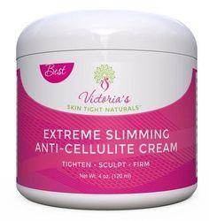 Best Anti Cellulite Cream Firming Lotion Organic