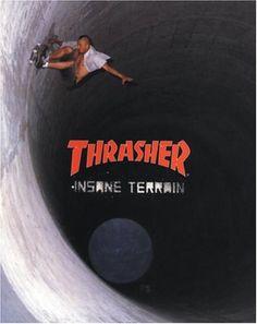 thrasher skateboarding