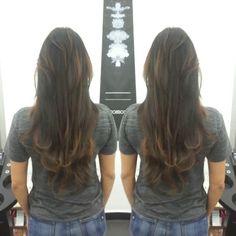 #hair #cabello #color #miel #honey #sunkissed #besosDeSol #cut #corte #layers #capas #long #largas #beauty #Panama #pty #axel #axel04 #hairdresser #hairstylist #estilista #peluquero #picoftheday