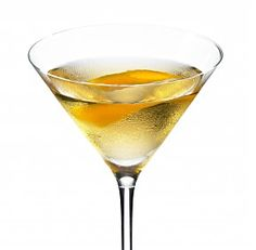 1942 Martini made with tequila