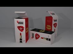 Tutorial Adobe illustrator CC - 2D & 3D Packaging Design - ROSSETTO…