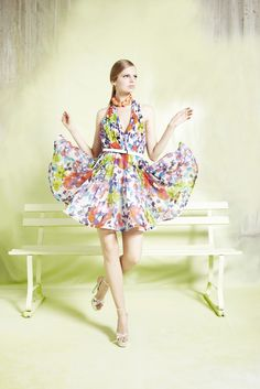 Alice + Olivia Resort 2013 - Collection - Gallery - Style.com
