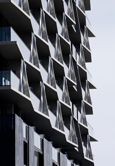 Clara Apartments, South Yarra by Elenberg Fraser