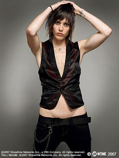 Katherine Moennig - the-l-word photo