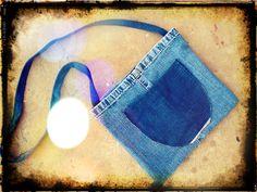 de jeans a cartera