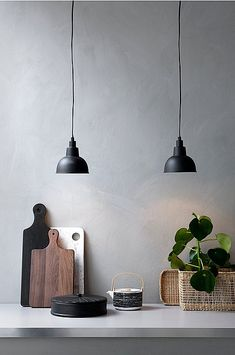 Modern Home Decor Kitchen Kitchen Lamps, Home Decor Kitchen, Kitchen Lighting, Scandinavian Lamps, Lampe Gras, Lamp Inspiration, Simple Living Room, Small Apartment Decorating, Diy Bedroom Decor