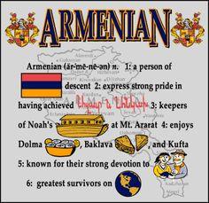 Armenia-Keepers of Noah's Ark at Mt. Ararat