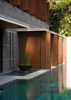 bedmar   shi architects / nassim road residence, singapore