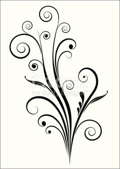 floral ornament,vector illustration