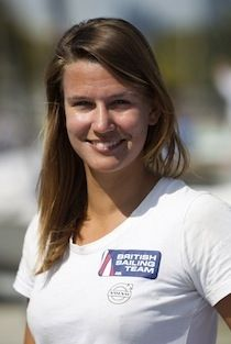 Nicola Groves - Sailing. Nacra 17.