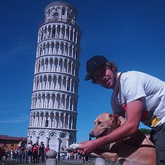 Let's go somewhere - summer roadtrip - leaning tower of Pisa, Italy [mygipsysoul]