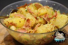 Salade tiède de pommes de terre