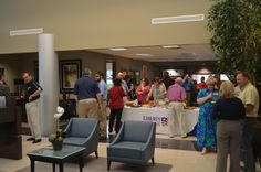 May 9, 2013 Liberty Bank Business After Hours