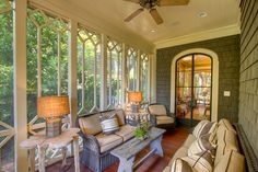 side porch (1) by This Photographer's Life, Blayne Beacham, via Flickr