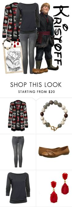 """Kristoff - Winter - Disney Bound"" by rainbowbaconcupcake ❤ liked on Polyvore…"