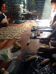 El pan es otra de las delicias gastronómicas en Xico