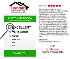 Quality work and customer satisfaction is how we put a roof over your head.