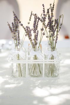 Lavender Wedding Inspiration | Claire Graham Photography | Bridal Musings