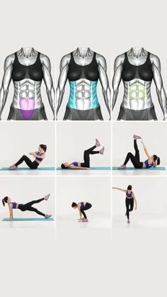 Body Weight Leg Workout, Full Body Gym Workout, Gym Workout Videos, Gym Workout For Beginners, Waist Workout, Fitness Workout For Women, Gym Workouts, Belly Workouts, Gymnastics Workout