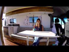 Full Tour of my 4x4 Mercedes Sprinter Van Conversion - Bearfoot Theory