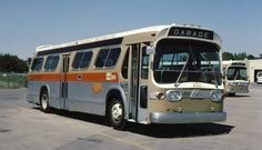 """Florida: """"Central Pinellas Transit Authority""""  GM T6H 4523A  New Look No. 202.  ~~ back in the day I was a heavy duty mechanic on buses."""