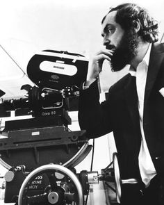 Kubrick - A genius. One of my all time favorite directors..