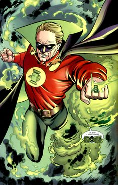 Alan Scott: Green Lantern