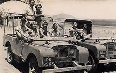 Land Rover Kenya 1950 by Art Nahpro