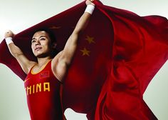 Nike made the uniforms for China's Olympic team, among others