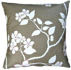 #vanessaarbuthnott #handmade #cushioncover #damson #rabbit #homedecor