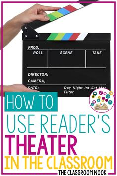 Reader's theater a simple, engaging alternative to dry, traditional textbook study. Reader's Theater also helps develop reading fluency and comprehension, while promoting cooperative learning. All this, and it's fun for both teacher and student! What's not to like? In this blog post, learn how to start using reader's theater in your upper elementary classroom! #readerstheater #upperelementary #thirdgrade #3rdgrade #fourthgrade #4thgrade #fifthgrade #5thgrade #readinginstruction