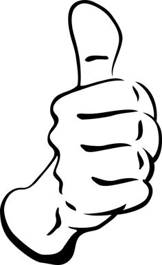 thumb clipart black and white thumbs up clip art tshirt makers rh pinterest com clip art thumbs up emoji clip art thumbs up