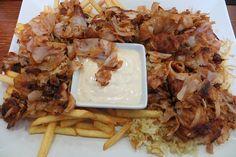 Wolsztyn, Poland-Dinner tonight is Donner kebab Donner Kebab, Dinner Tonight, Pulled Pork, Cheesesteak, Ethnic Recipes, Food, Delicious Food, Shredded Pork, Essen