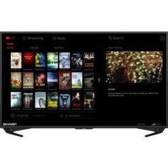Sharp Aquos Ub30 Lc 50ub30u 50 2160p Led Lcd Tv 169 4k Uhdtv Atsc 3840 X 2160 20 W Rms Led Smart Tv 4