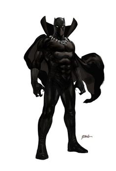 Black Panther by Steve Epting *