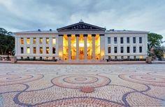 University of Oslo in Norway.