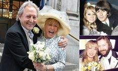 Wedding bells again for Pattie Boyd at 71 #DailyMail | See this & more at: http://twodaysnewstand.weebly.com/mail-onlinecom