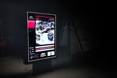 There are things that sparkle in the dark. Digital Billboards by PARTTEAM & OEMKIOSKS. See more at www.oemkiosks.com  #digital billboard #kiosk #outdoor