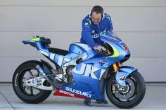 Suzuki XRH-1 MotoGP 2014