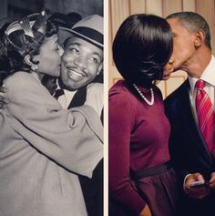 <3 Mr MLK →  Mr BHO→ The DREAM FULLY REALIZED