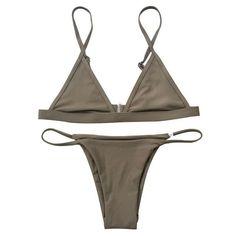 Bikini sexy swimwear women low waist biquini swimsuit summer bikini beach wear bathing suits bikini set