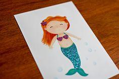 Set of 3 Wall Art Ocean Decor Kids Art by SweetCheeksImages