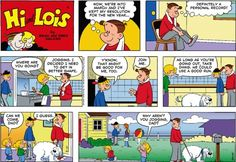 comic strip hi and lois | Hi and Lois 3/10/2013 | Hi and Lois | Comics | ArcaMax…