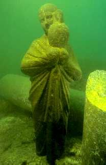 Sunken Cities Of The World | alexandria alexandria known as the pearl of the meditarranean is ...